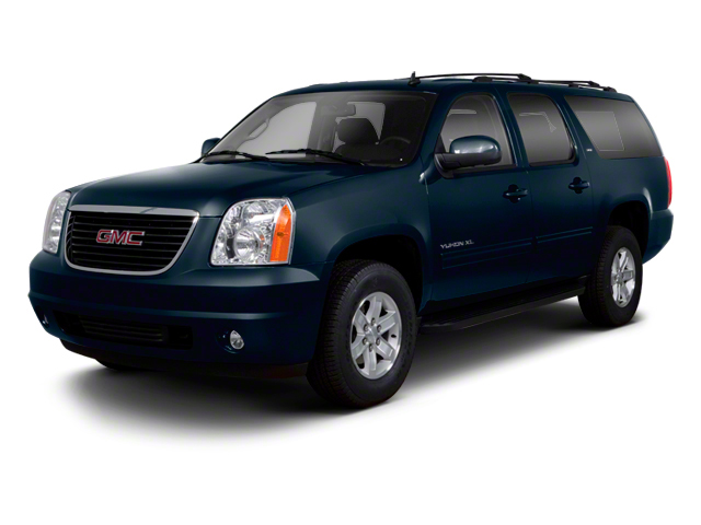Graphite Blue Metallic 2013 GMC Yukon XL Pictures Yukon XL Utility C1500 SLT 2WD photos front view