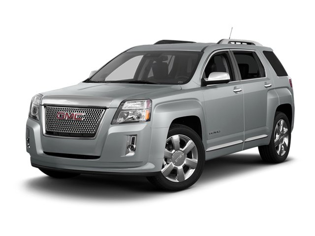 Quicksilver Metallic 2013 GMC Terrain Pictures Terrain Utility 4D Denali 2WD photos front view