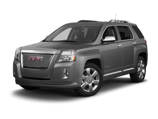 Iridium Metallic 2013 GMC Terrain Pictures Terrain Utility 4D Denali 2WD photos front view