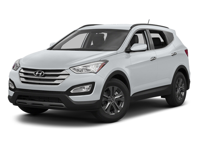 Frost White Pearl 2013 Hyundai Santa Fe Pictures Santa Fe Utility 4D Sport 2.0T 2WD photos front view