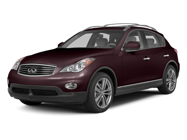Midnight Garnet 2013 INFINITI EX37 Pictures EX37 Wagon 4D AWD V6 photos front view