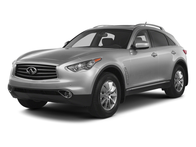 Liquid Platinum 2013 INFINITI FX50 Pictures FX50 Utility 4D FX50 AWD V8 photos front view