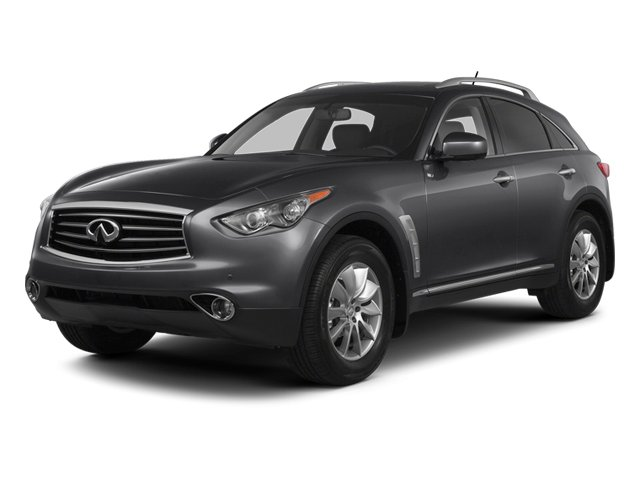 Graphite Shadow 2013 INFINITI FX50 Pictures FX50 Utility 4D FX50 AWD V8 photos front view
