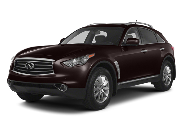 Midnight Mocha 2013 INFINITI FX50 Pictures FX50 Utility 4D FX50 AWD V8 photos front view