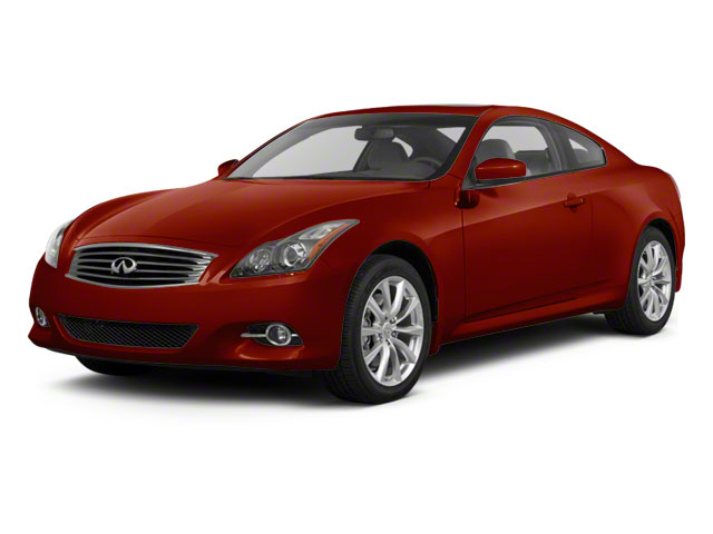 Vibrant Red 2013 INFINITI G37 Coupe Pictures G37 Coupe 2D 6 Spd V6 photos front view