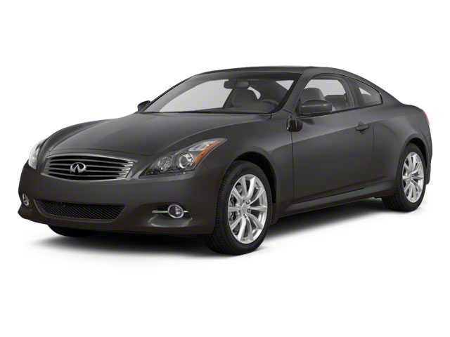 Graphite Shadow 2013 INFINITI G37 Coupe Pictures G37 Coupe 2D 6 Spd V6 photos front view