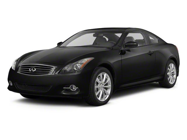 Black Obsidian 2013 INFINITI G37 Coupe Pictures G37 Coupe 2D 6 Spd V6 photos front view
