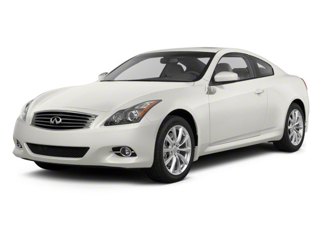 Moonlight White 2013 INFINITI G37 Coupe Pictures G37 Coupe 2D 6 Spd V6 photos front view