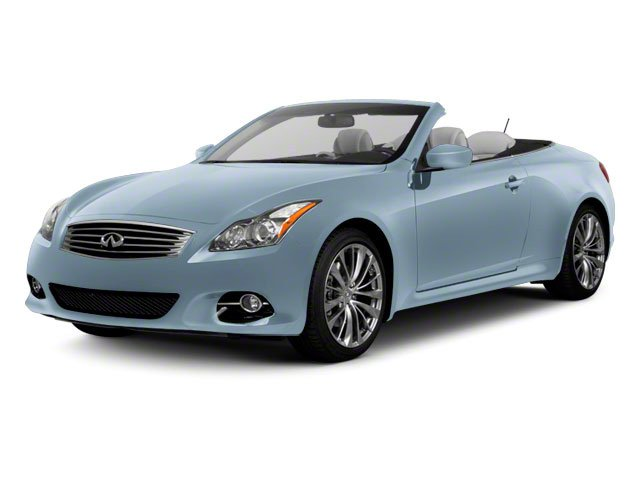 Pacific Sky 2013 INFINITI G37 Convertible Pictures G37 Convertible Convertible 2D V6 photos front view