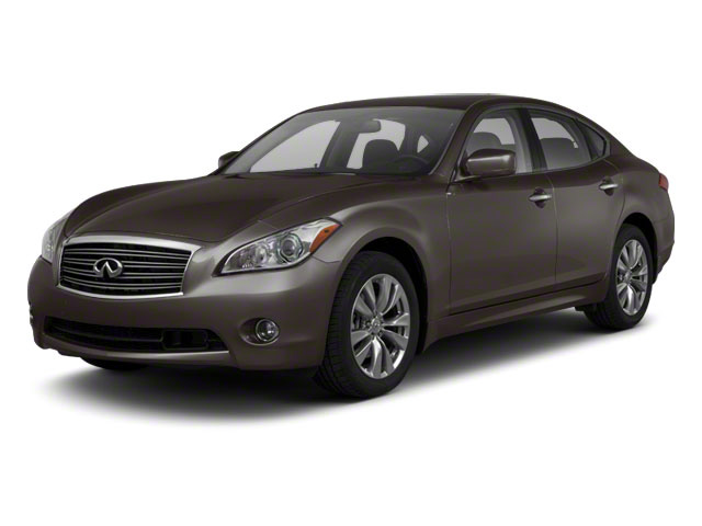 Storm Front Grey 2013 INFINITI M56 Pictures M56 Sedan 4D x AWD V8 photos front view