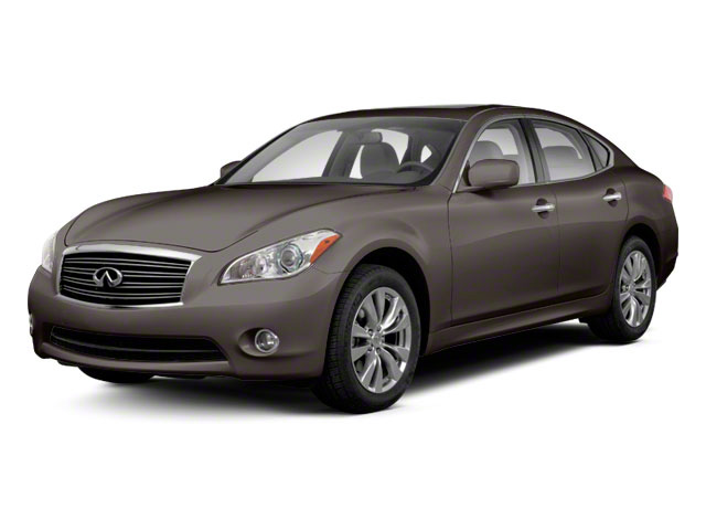 Storm Front Grey 2013 INFINITI M37 Pictures M37 Sedan 4D x AWD V6 photos front view