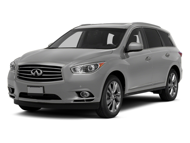 Liquid Platinum 2013 INFINITI JX35 Pictures JX35 Utility 4D AWD photos front view