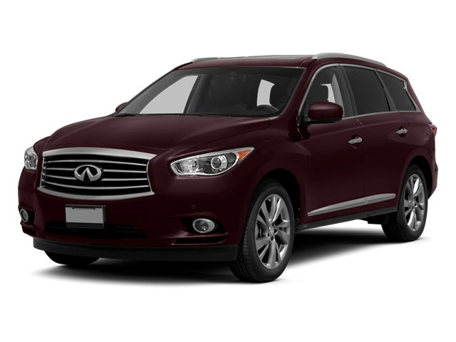 Midnight Garnet 2013 INFINITI JX35 Pictures JX35 Utility 4D AWD photos front view