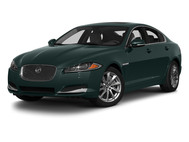 British Racing Green 2013 Jaguar XF Pictures XF Sedan 4D Portfolio AWD V6 Supercharg photos front view