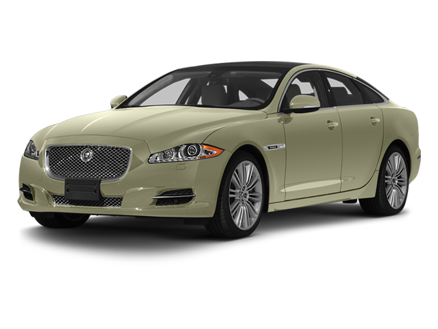 Cashmere 2013 Jaguar XJ Pictures XJ Sedan 4D Speed V8 Supercharged photos front view