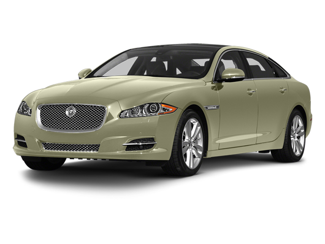 Cashmere 2013 Jaguar XJ Pictures XJ Sedan 4D L Portfolio AWD V6 photos front view