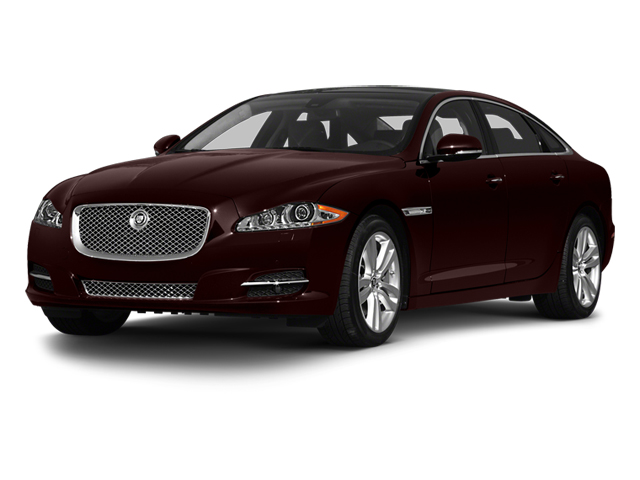 Caviar 2013 Jaguar XJ Pictures XJ Sedan 4D L Portfolio AWD V6 photos front view