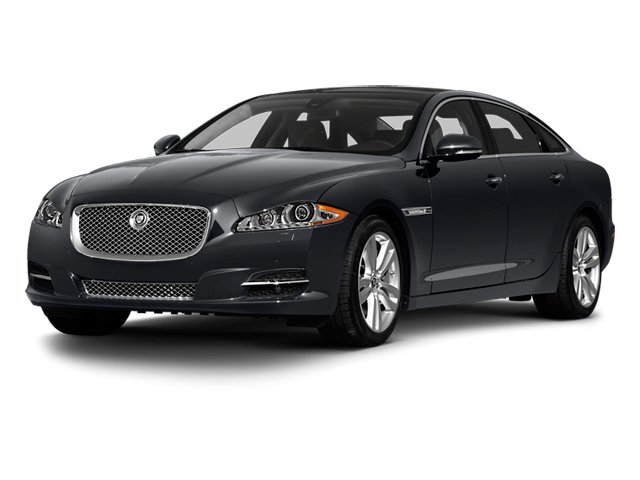 Stratus Grey 2013 Jaguar XJ Pictures XJ Sedan 4D L Supersport Speed V8 photos front view