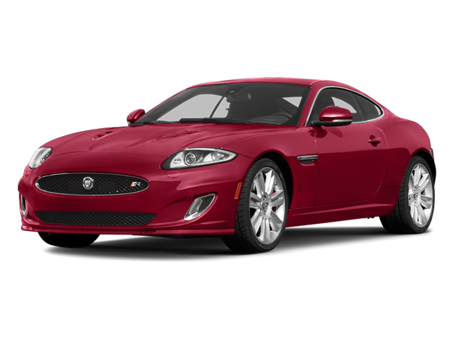 Carnelian Red Metallic 2013 Jaguar XK Pictures XK Coupe 2D XKR Supercharged photos front view