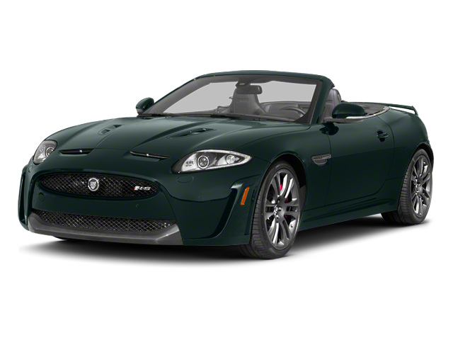 British Racing Green 2013 Jaguar XK Pictures XK Convertible XKR-S Supercharged photos front view
