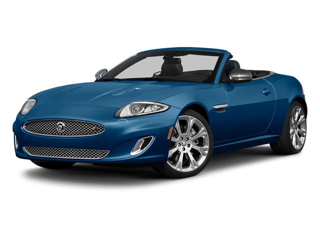 Kyanite Blue 2013 Jaguar XK Pictures XK Convertible XKR Supercharged photos front view