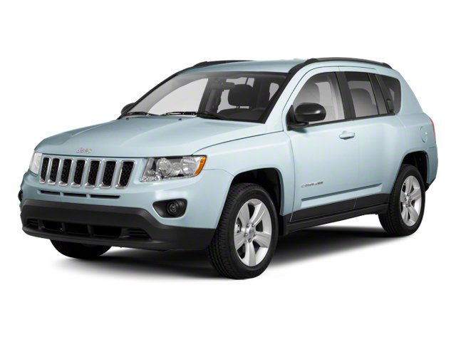 Winter Chill Pearl 2013 Jeep Compass Pictures Compass Utility 4D Latitude 2WD photos front view