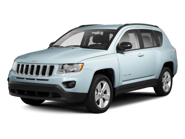 Winter Chill Pearl 2013 Jeep Compass Pictures Compass Utility 4D Latitude 4WD photos front view
