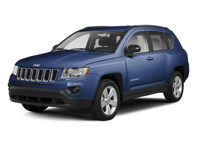 True Blue Pearl 2013 Jeep Compass Pictures Compass Utility 4D Latitude 4WD photos front view
