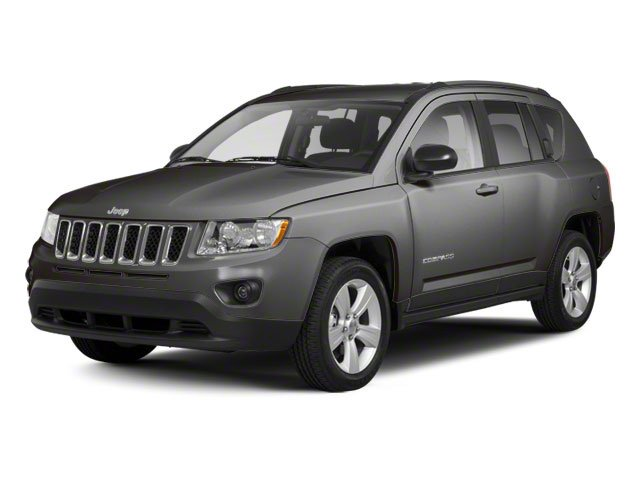 Mineral Gray Metallic 2013 Jeep Compass Pictures Compass Utility 4D Latitude 2WD photos front view