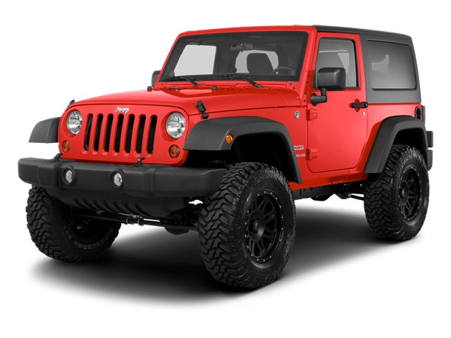 Rock Lobster 2013 Jeep Wrangler Pictures Wrangler Utility 2D Rubicon 4WD photos front view
