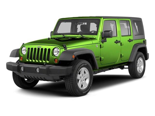 Gecko Pearl 2013 Jeep Wrangler Unlimited Pictures Wrangler Unlimited Utility 4D Unlimited Sahara 4WD photos front view