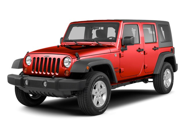 Rock Lobster 2013 Jeep Wrangler Unlimited Pictures Wrangler Unlimited Utility 4D Unlimited Sahara 4WD photos front view