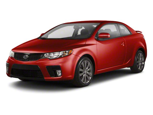 Racing Red 2013 Kia Forte Koup Pictures Forte Koup Coupe 2D SX I4 photos front view