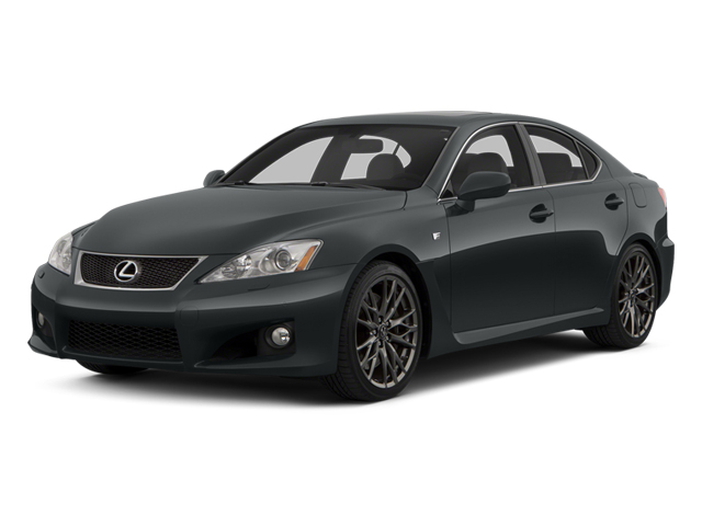 Nebula Gray Pearl 2013 Lexus IS F Pictures IS F Sedan 4D IS-F V8 photos front view