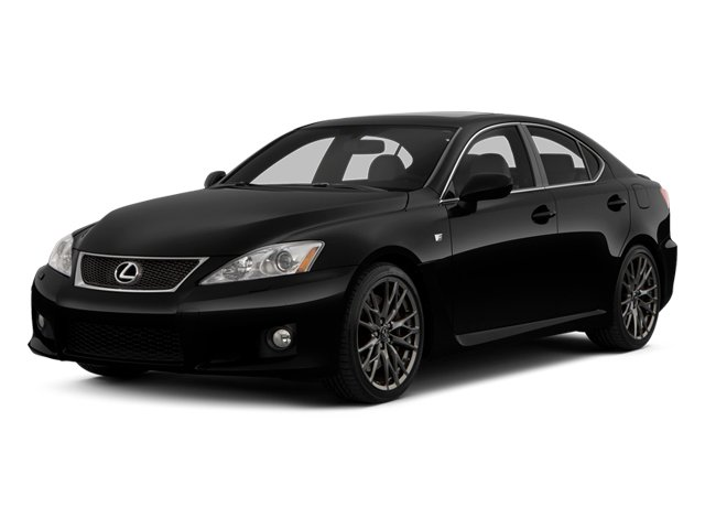 Obsidian 2013 Lexus IS F Pictures IS F Sedan 4D IS-F V8 photos front view