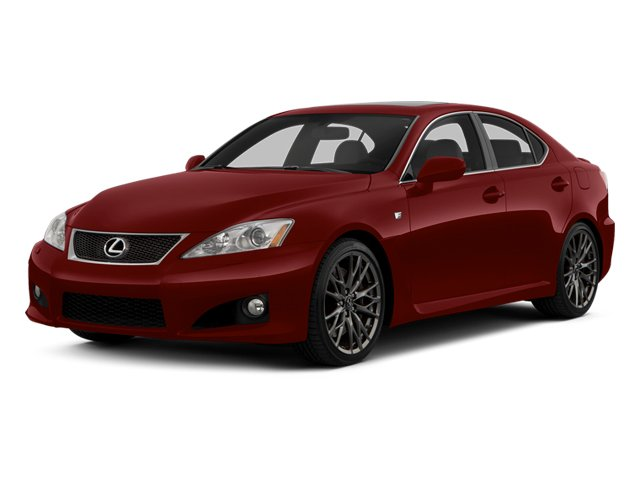 Matador Red Mica 2013 Lexus IS F Pictures IS F Sedan 4D IS-F V8 photos front view