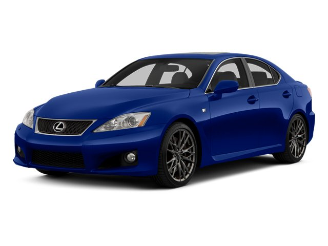 Ultrasonic Blue Mica 2013 Lexus IS F Pictures IS F Sedan 4D IS-F V8 photos front view