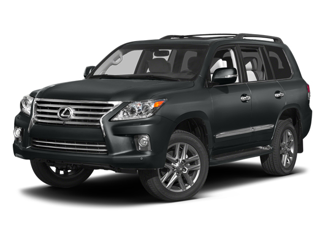 Nebula Gray Pearl 2013 Lexus LX 570 Pictures LX 570 Utility 4D 4WD photos front view