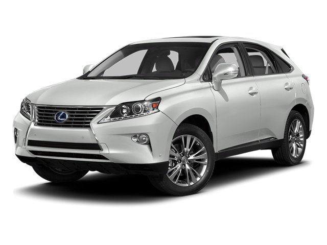 Starfire Pearl 2013 Lexus RX 450h Pictures RX 450h Utility 4D AWD photos front view