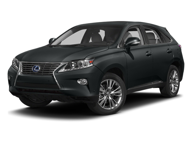Nebula Gray Pearl 2013 Lexus RX 450h Pictures RX 450h Utility 4D AWD photos front view