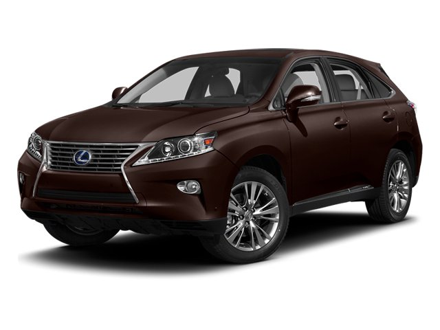 Fire Agate Pearl 2013 Lexus RX 450h Pictures RX 450h Utility 4D AWD photos front view