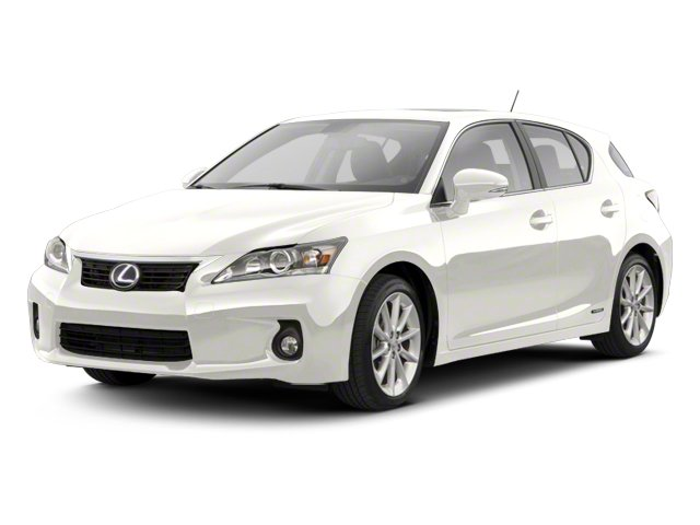 Starfire Pearl 2013 Lexus CT 200h Pictures CT 200h Hatchback 5D CT200h I4 Hybrid photos front view