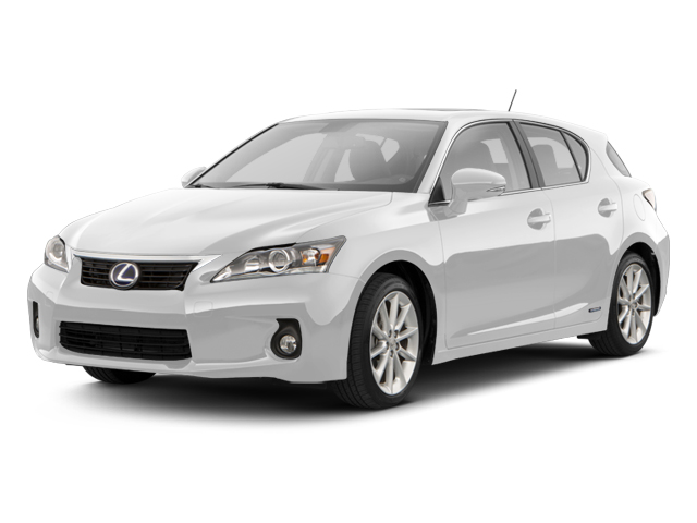 Ultra White 2013 Lexus CT 200h Pictures CT 200h Hatchback 5D CT200h I4 Hybrid photos front view
