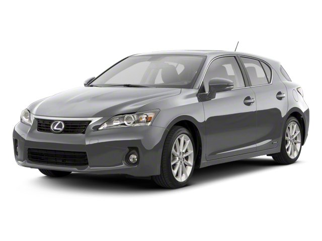 Nebula Gray Pearl 2013 Lexus CT 200h Pictures CT 200h Hatchback 5D CT200h I4 Hybrid photos front view