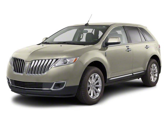 Crystal Champagne Tri-Coat 2013 Lincoln MKX Pictures MKX Wagon 4D Elite AWD photos front view