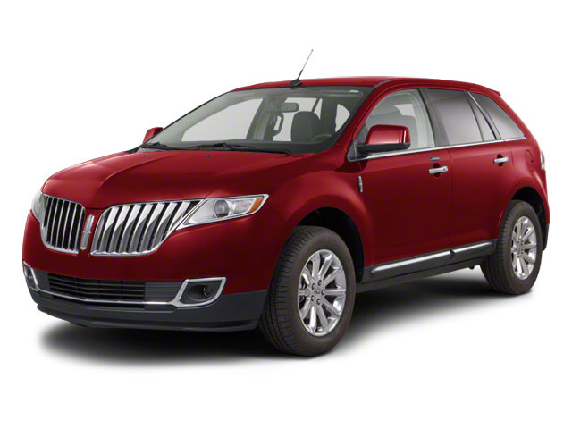 Red Ruby Tinted Metallic 2013 Lincoln MKX Pictures MKX Wagon 4D Elite AWD photos front view
