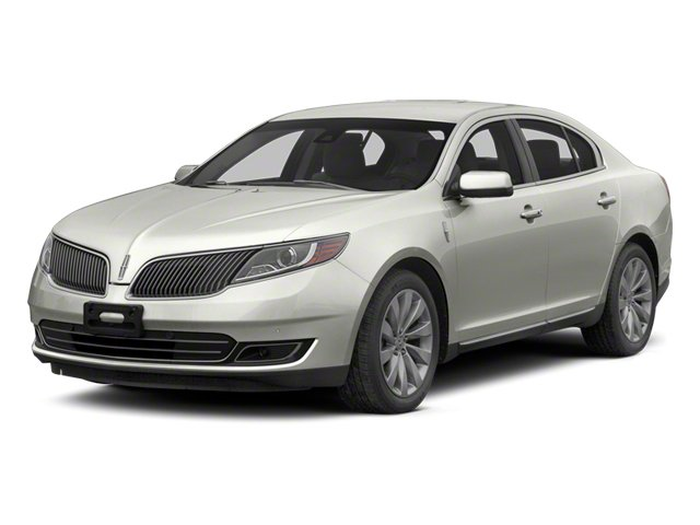 Silver Diamond Premium Metallic 2013 Lincoln MKS Pictures MKS Sedan 4D EcoBoost AWD photos front view