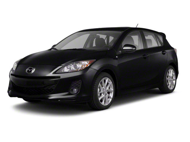 Black Mica 2013 Mazda Mazda3 Pictures Mazda3 Wagon 5D s GT I4 photos front view