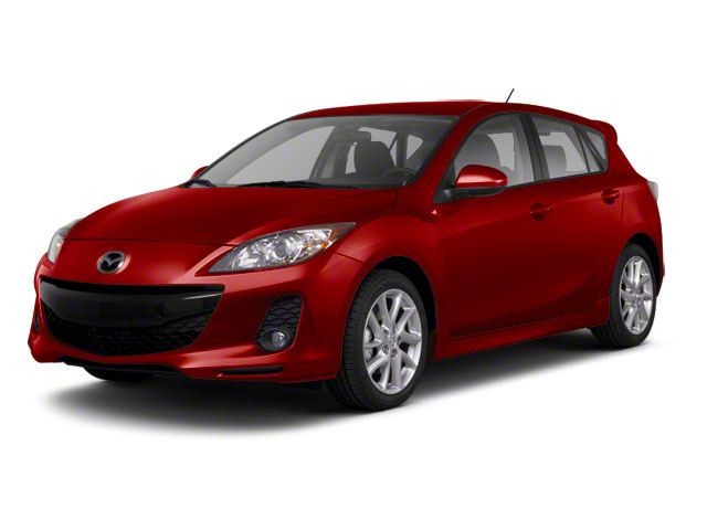 Velocity Red Mica 2013 Mazda Mazda3 Pictures Mazda3 Wagon 5D s GT I4 photos front view