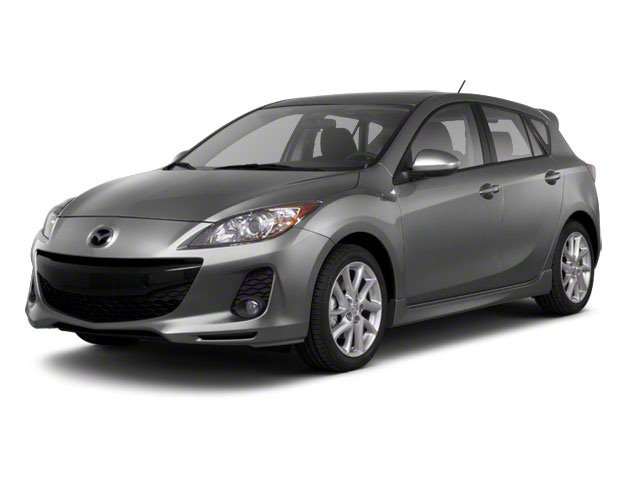 Liquid Silver Metallic 2013 Mazda Mazda3 Pictures Mazda3 Wagon 5D s GT I4 photos front view